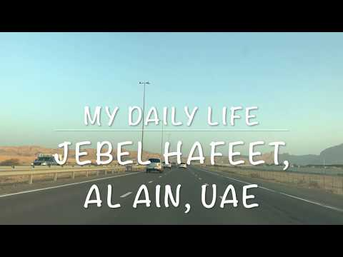 Daily life with Yuna - Jebel Hafeet, Al Ain, UAE