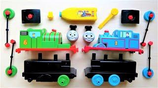 Thomas & Percy きかんしゃトーマス パーシー くみたてファクトリー thumbnail