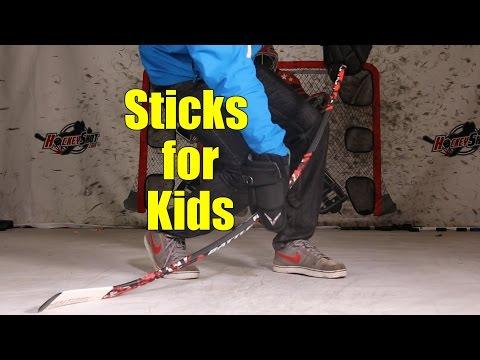 Battle Mode Stick Review - 17.5 flex - 40 flex sticks for kids