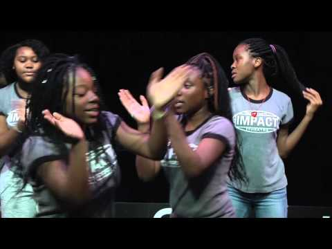 Performing Arts as a Path to Youth Leadership | IMPACT Repertory Theatre | TEDxFultonStreet