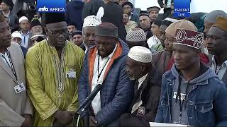 Live proceedings of day 3 of Jalsa Salana France 2019 including the concluding address delivered by