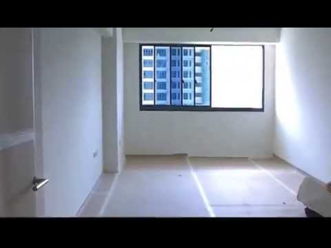 Interior of a waterway terraces i 4 room unit youtube for Waterway terrace 2
