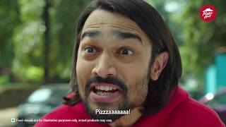 Pizza Hut Javenge, 99 Mein Khavenge...
