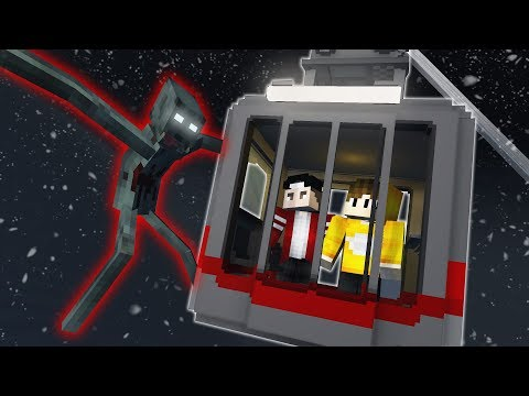 ДОЛГАЯ ТЬМА - Minecraft Сериал - 4 Серия | Канатная Дорога