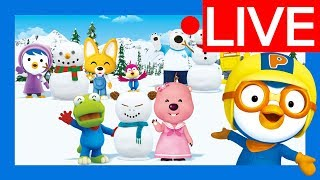 [Live] ★Pororo's Best Moments★   Kids animation   Kids live   Nursery Rhymes