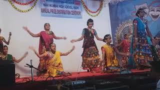 Bollywood Dance Mix! Ghoomar, Nagada by 8M3 &4