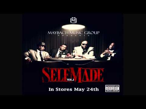 Meek Mill Ft  Rick Ross   Ima Boss   Lyrics Free to Self Made Album