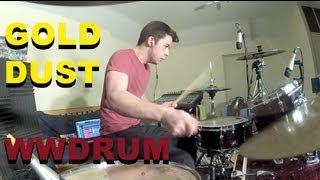 Gold Dust (Shy FX Re-Edit) | DJ Fresh | Wordie Drum Cover