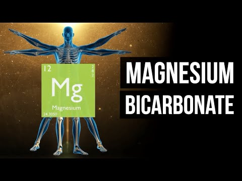 Magnesium Bicarbonate: Cheap & Easily Available Hack For Your Immune System