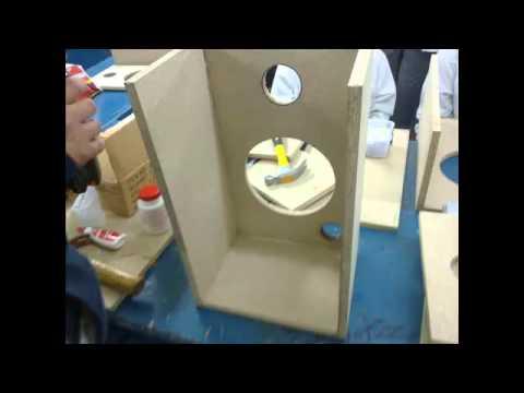 Como hacer una caja acustica youtube - Como hacer una caja ...