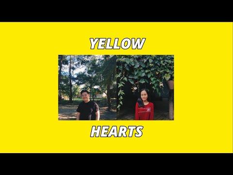 Yellow Hearts - Fennylia ft. Azizi (quarantine cover)