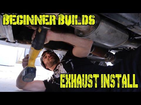 Jeep Exhaust Upgrade   powerTOOLS ep. 2