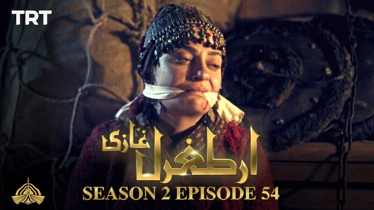 Ertugrul Ghazi Urdu | Episode 54| Season 2
