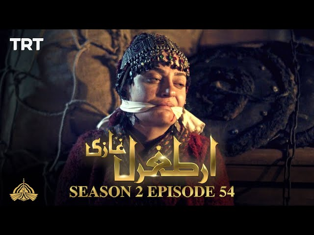 Ertugrul Ghazi Urdu | Episode 54| Season 2