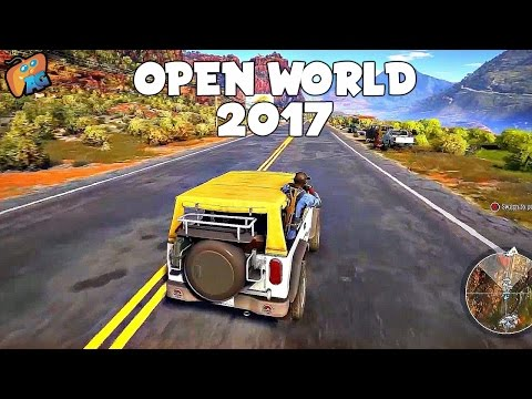 Top 10 Open World Games 2017 Android/IOS [AndroGaming]