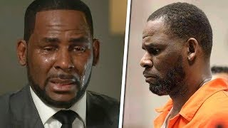 R. Kelly Unrecognizable In Court, Faces Eternity In Prison Over Sex Crimes | Rumour Juice