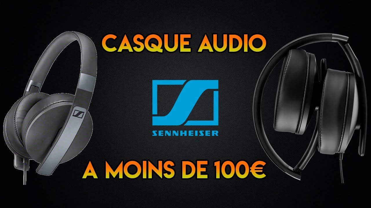 Casque Audio à Moins De 100 Sennheiser Hd 420s Youtube