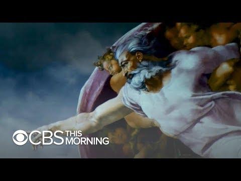 Sistine Chapel comes alive in immersive experience