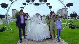 Красивая Свадьба.Грозный-Самашки. Иса и Хеда. 29.04.2018. Студия Шархан