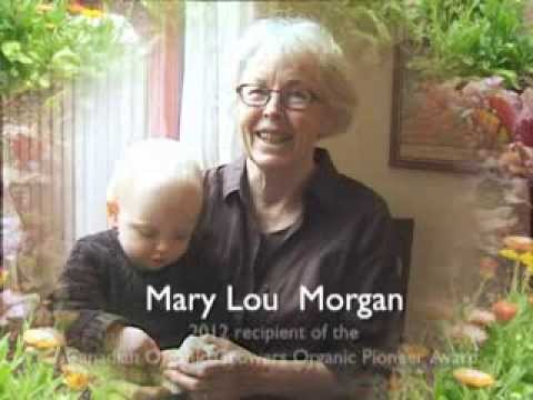 Organic Pioneer: Mary Lou Morgan