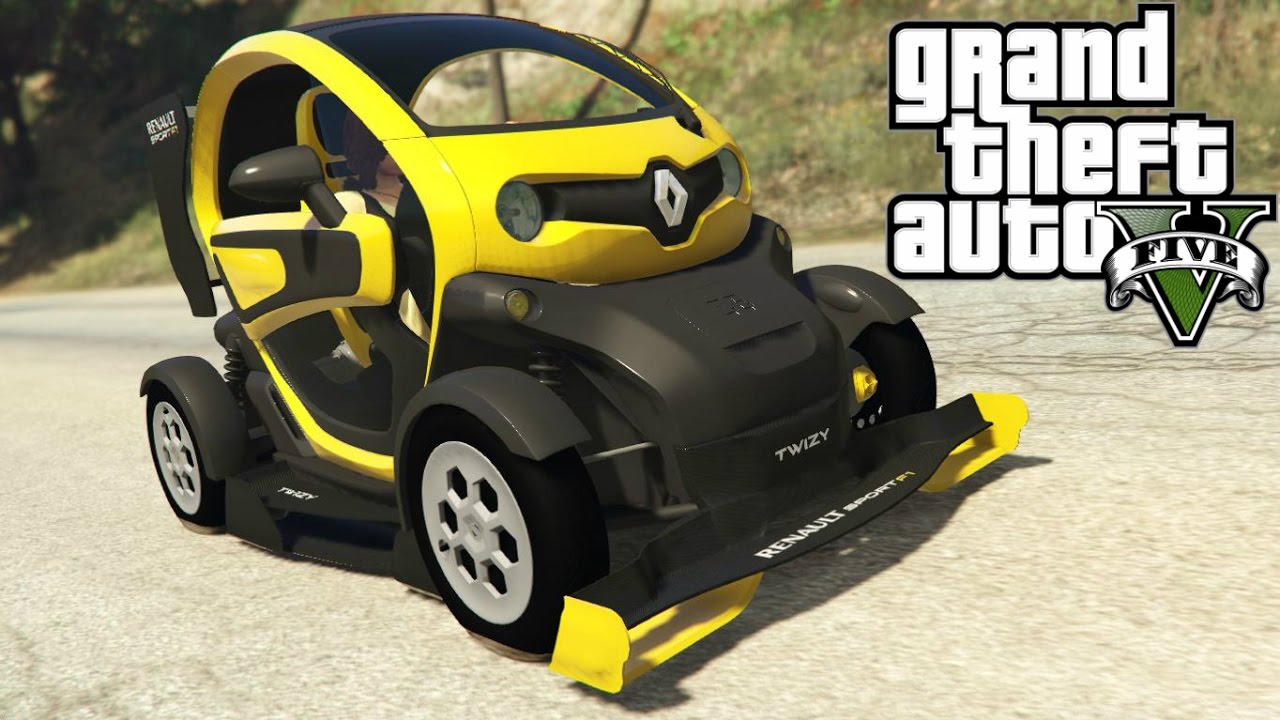 2012 renault twizy gta v youtube. Black Bedroom Furniture Sets. Home Design Ideas