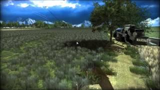Wargame: Airland Battle: NATO Cinematic View