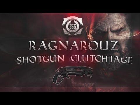 Ess Ragnarouz - Gears Of War 4 Shotgun Clutchtage