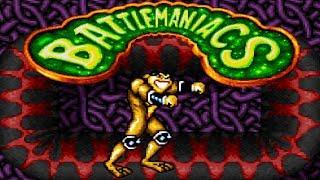видео SMD/Sega Mega Drive/Genesis - Статьи про игры - Об игре