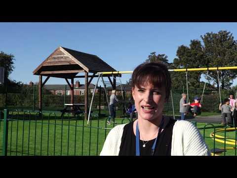 Playground for Special Educational Needs School - Kingsland School, UK