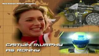 Power Rangers Operation Overdrive (With Mighty Morphin Theme)