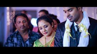 Uppum Mulakum Nisha Sarangh Daughter Wedding Highlights rony+revathy