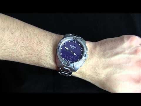 Tissot T-Touch Expert Solar Watch Review | aBlogtoWatch