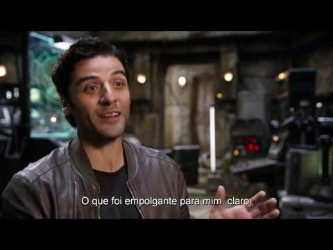 Star Wars: O Despertar da Força - Poe Dameron vive