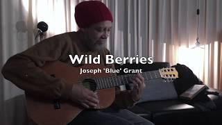 Joseph 'Blue' Grant: Wild Berries (live in studio, jamming)