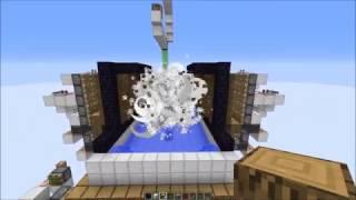 99.7% Efficient TNT Blast Chamber 1.12/1.11