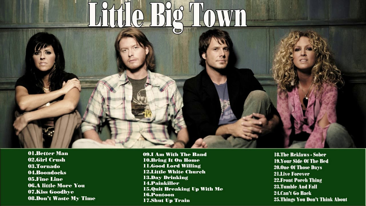 bring it on home to me little big town