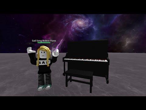 [ Normal ] Sad Song - We The Kings Roblox Piano [ Short ] [ Comp Keyboard ]