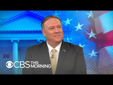 """Mike Pompeo: ISIS in some areas is """"more powerful today than they were 3 or 4 years ago"""""""