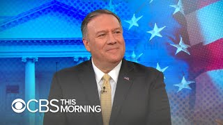 "Mike Pompeo: ISIS in some areas is ""more powerful today than they were 3 or 4 years ago"""
