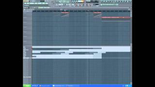ATC - All Around The World (la la la la la) (Fl studio remix)