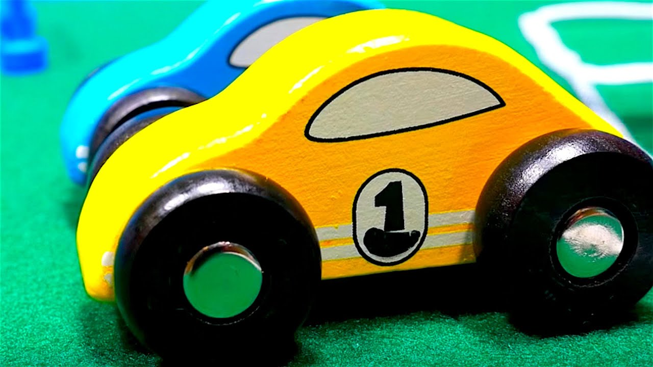 cars for kids toy cars for children videos for kids rainbow city