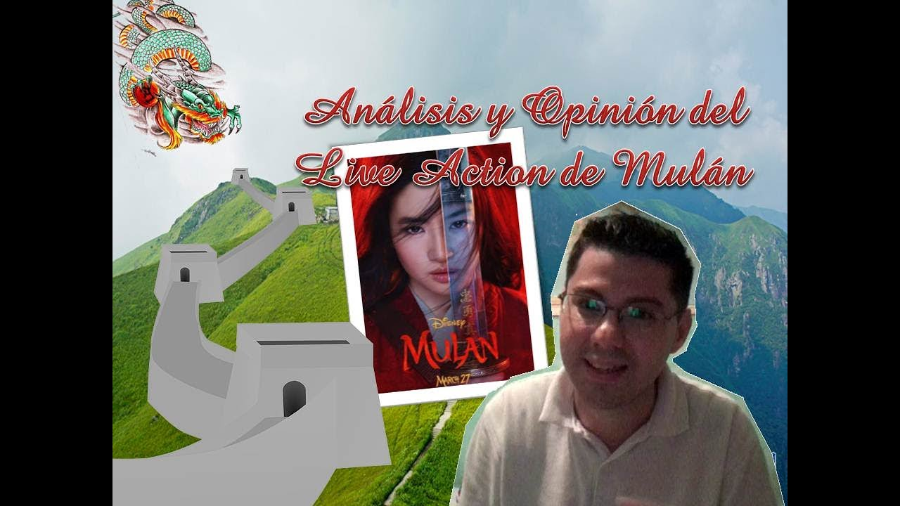 Análisis y Opinión del Live Action de Mulán