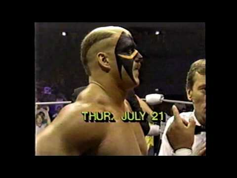 1988 Cincinnati NWA Wrestling July 21 Commercial