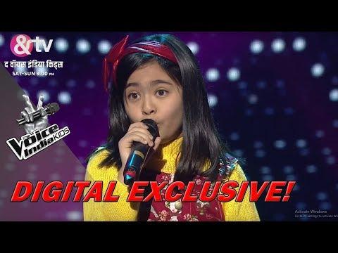 Shekinah Mukhiya Performs On Mera Naam Chin Chin Chu | Sneak Peek | The Voice India Kids - Season 2