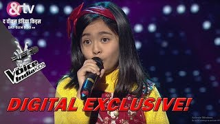 Shekinah Mukhiya Performs On Mera Naam Chin Chin Chu | Sneak Peek | The Voice India Kids - Season 2