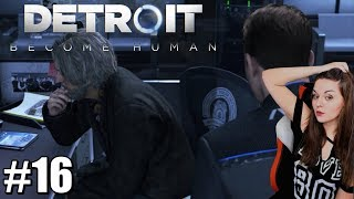JESTEM MISTRZEM W ZABIJANIU -.- | Detroit: Become Human [#16]