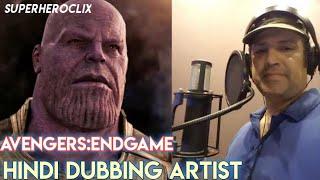 Avengers Endgame Hindi Dubbing Artist Endgame Hindi Voice Explained SuperHeroClix