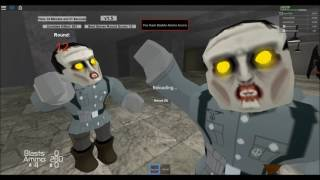 Lets Play: ROBLOX! - Night Of the Undead Ray Gun Gameplay! (65)