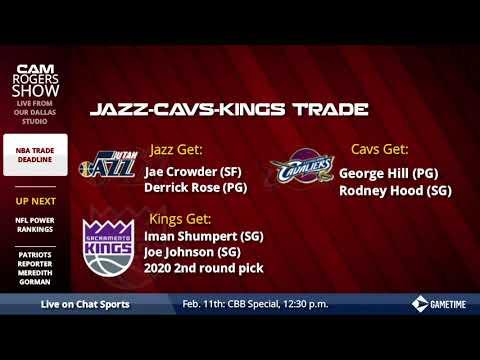 NBA Trade Deadline Recap: Cleveland Cavaliers, LeBron James, Los Angeles Lakers, & Isaiah Thomas