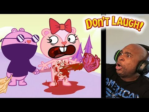 THESE ANIMATION'S ARE SCARIER THEN THEY ARE FUNNY #11 - Try Not To Laugh Challenge #68